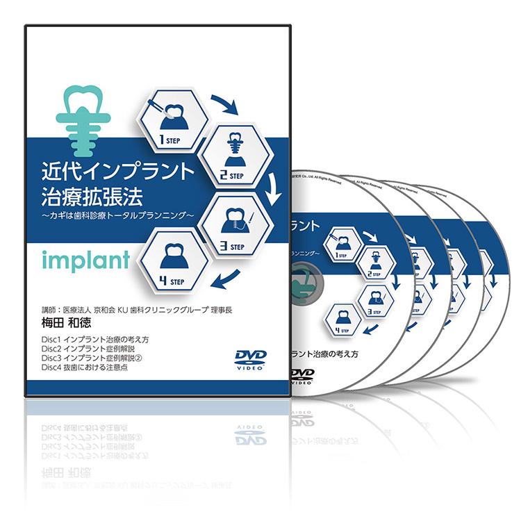 近代インプラント治療拡張法〜カギは歯科診療トータルプランニング〜